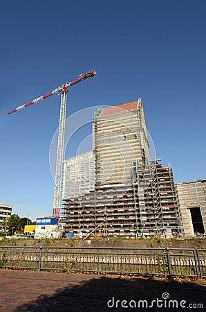 Repair of high-rise buildings