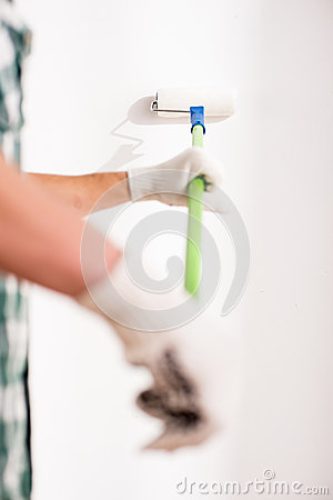 Free Repair Home Royalty Free Stock Photography - 50043247