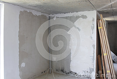 Repair in a house