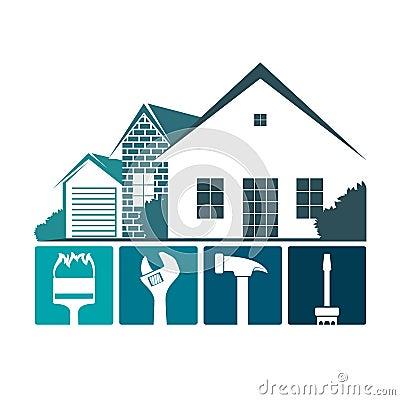 Free Repair Of Home Design Stock Photo - 113308990