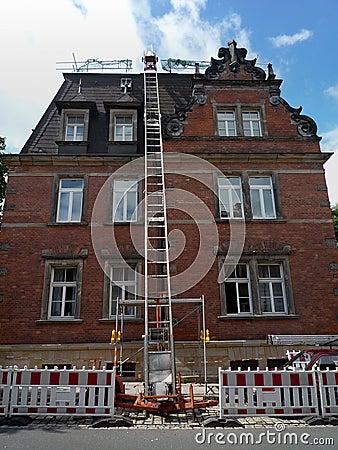 Repair a roof