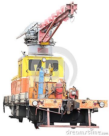 Repair train