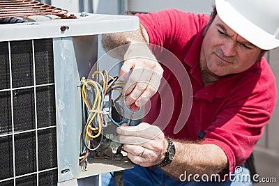 Repairing AC Compressor