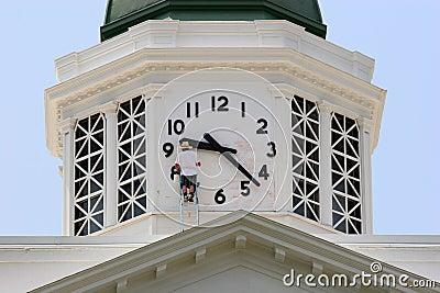 Repairing Time