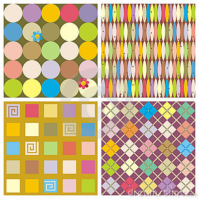 Free Repeat Patterns (seamless Backgrounds) Royalty Free Stock Image - 5212096