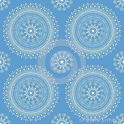 Repeating pattern color light Vector Illustration