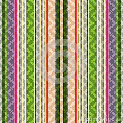 Repeating striped pattern