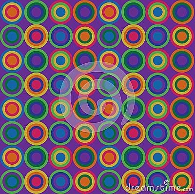 Repeating Vintage Pattern