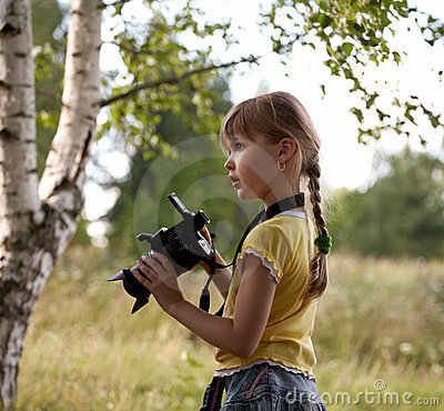 Free Reporter. Royalty Free Stock Images - 10391069