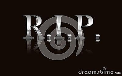 Reposez vous dans le symbole de paix sur un fond noir illustration de vecteur image 75827968 - Reposez vous dans un hamac design ...