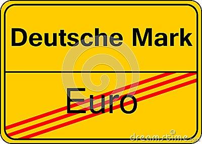 Repère allemand