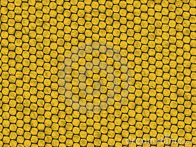 Reptile texture - yellow lizard