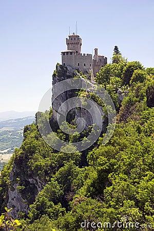 Repubblica di San Marino - Second Tower Rocca Cest