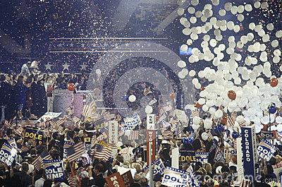 Republican National Conventio Editorial Stock Image