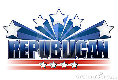 Republican sign