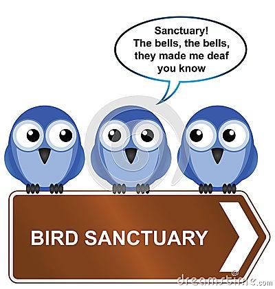 Requesting sanctuary