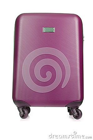 Resa isolerat bagage