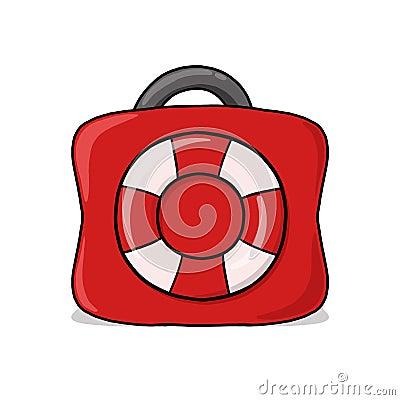 Rescue Bag Illustration