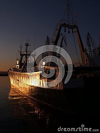 Rescue boat iii
