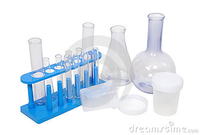 Research beakers