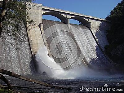 Reservoir Dam
