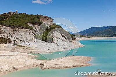 Reservoir of Yesa