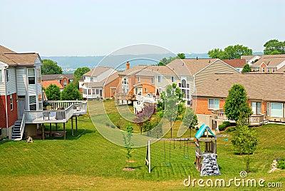 Residential Back Yards