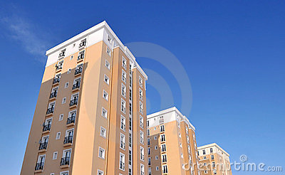Residential block of flats