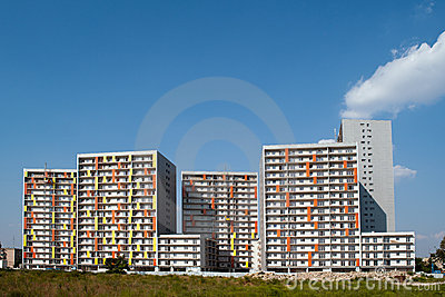 Residential blocks