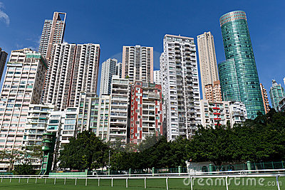 Residential Building in Happy Valley, Hong Kong