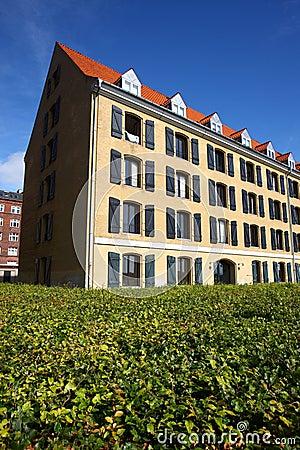 Residential buildings details
