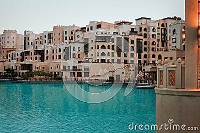 Residential house in Dubai