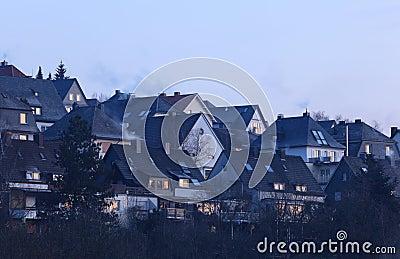 Residential houses in Siegen