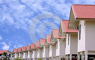 Residential housing development, Brunei