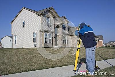 Residential Land Surveying