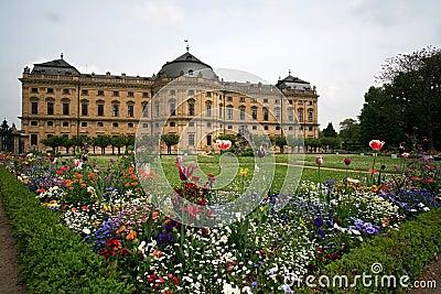 Residenze Palace, Wurzburg