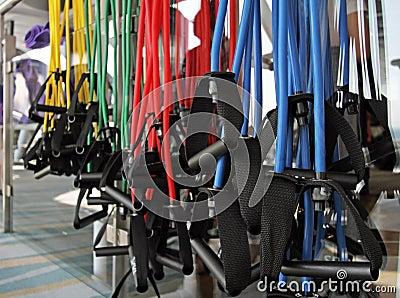 Resistance Bands Gym