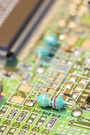 Free Resistor Stock Photo - 10964380