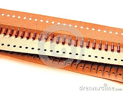 Resistors pack