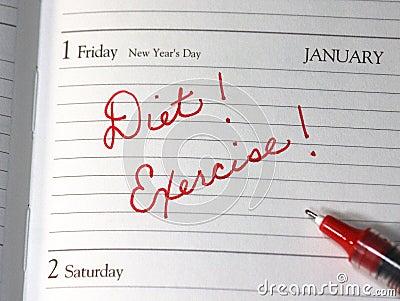Resoluciones del Año Nuevo