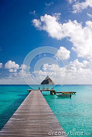 Free Resort Royalty Free Stock Image - 13950926
