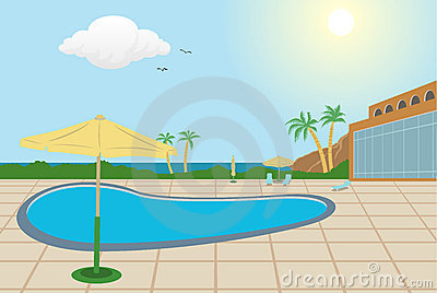 Resort Background
