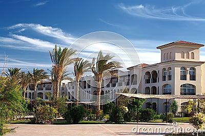 Resort beauties