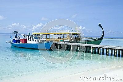Resort boats