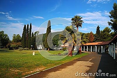 Resort of Budva