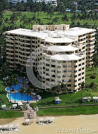 Resort building