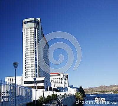 Free Resort Buildings Stock Photo - 17225570