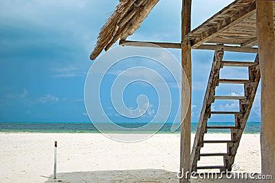 Resort caribbe lifeguard