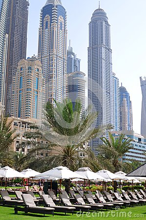 Resort in Dubai Marina, United Arab Emirates