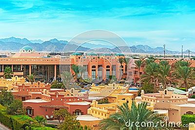 Resort in Egypt